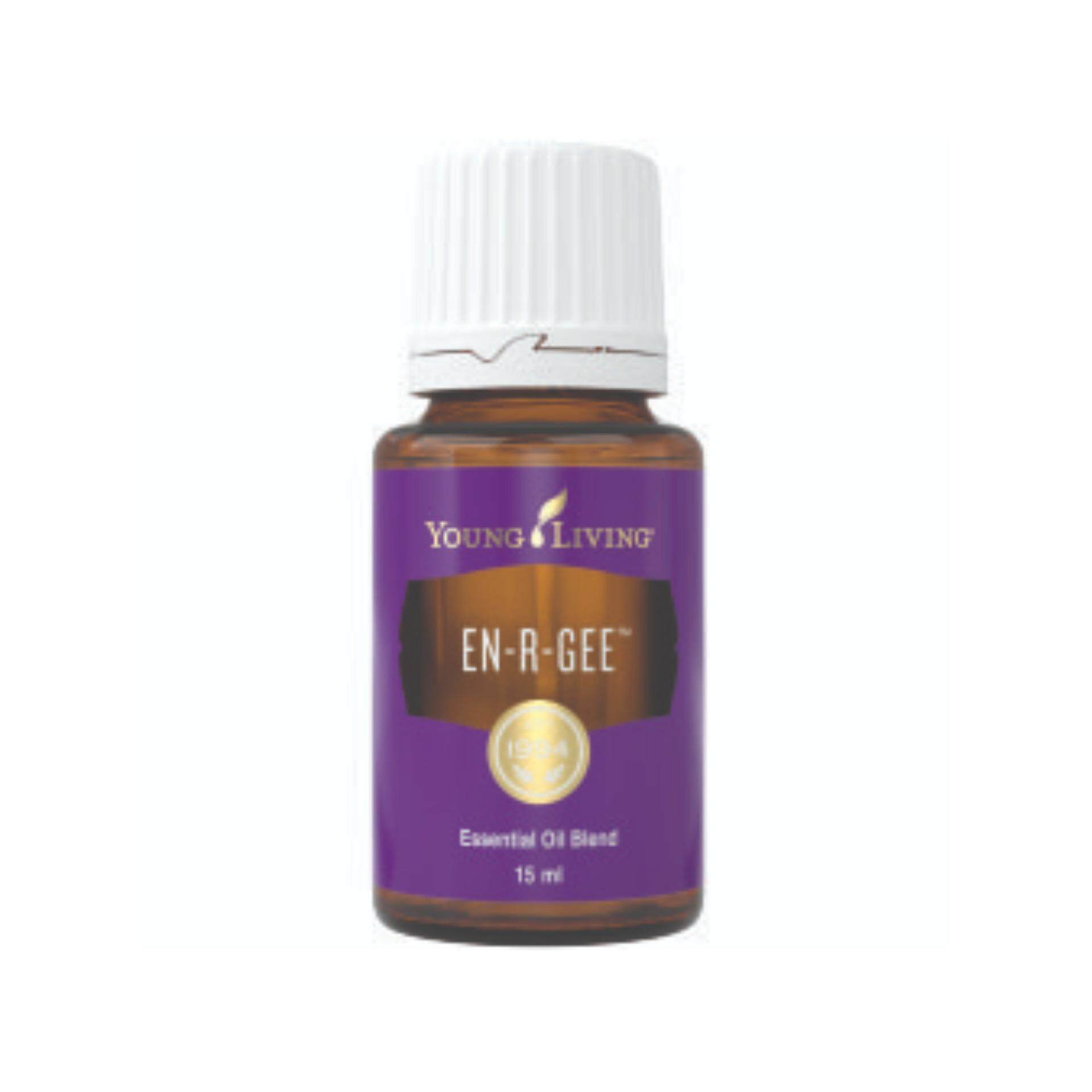 [Cheapest Ready-Stock] Young Living En-R-Gee Essential Oil YL (15 ml)
