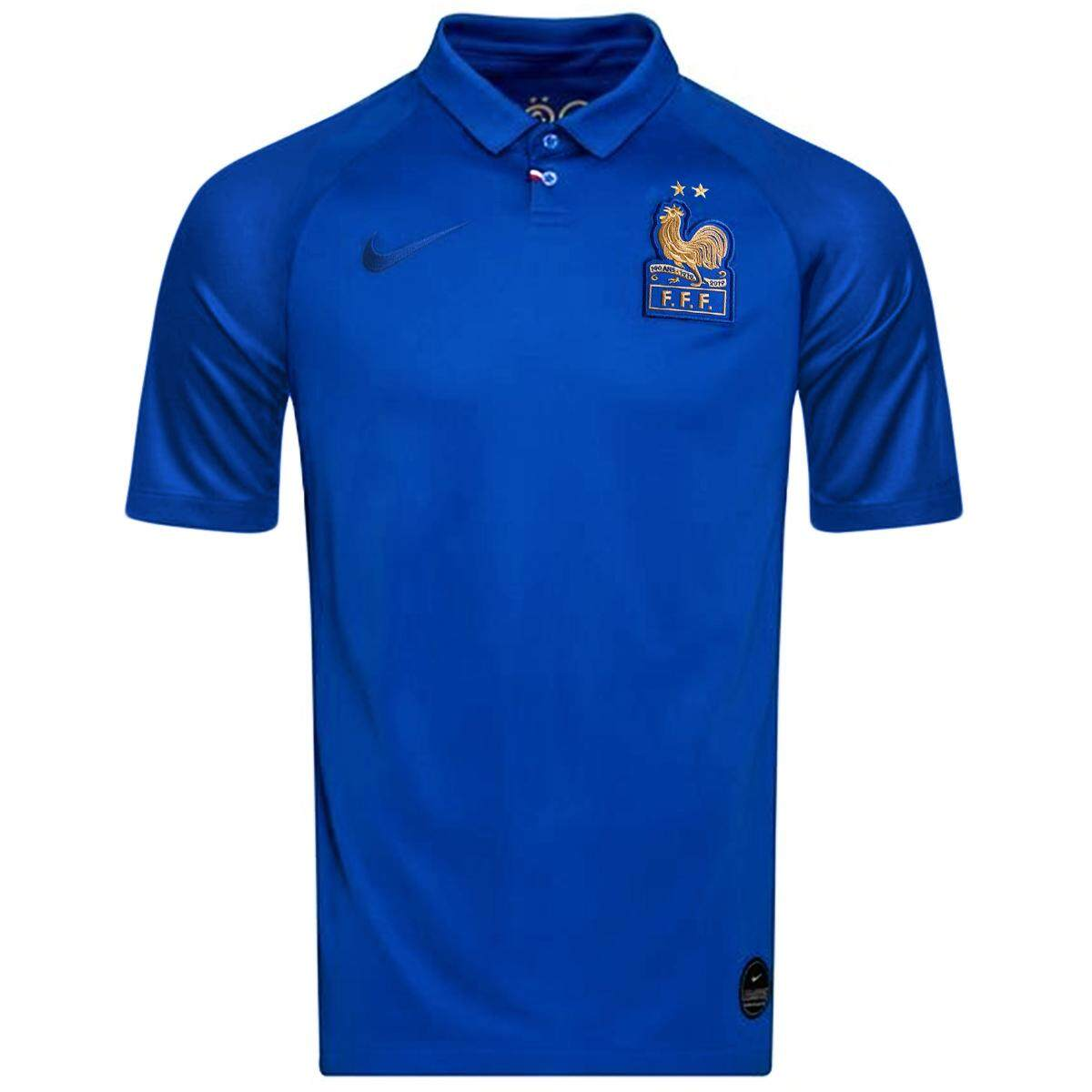 1e68eb3ff France Home Jersey 2019 Centenary LIMITED EDITION for Men National Team