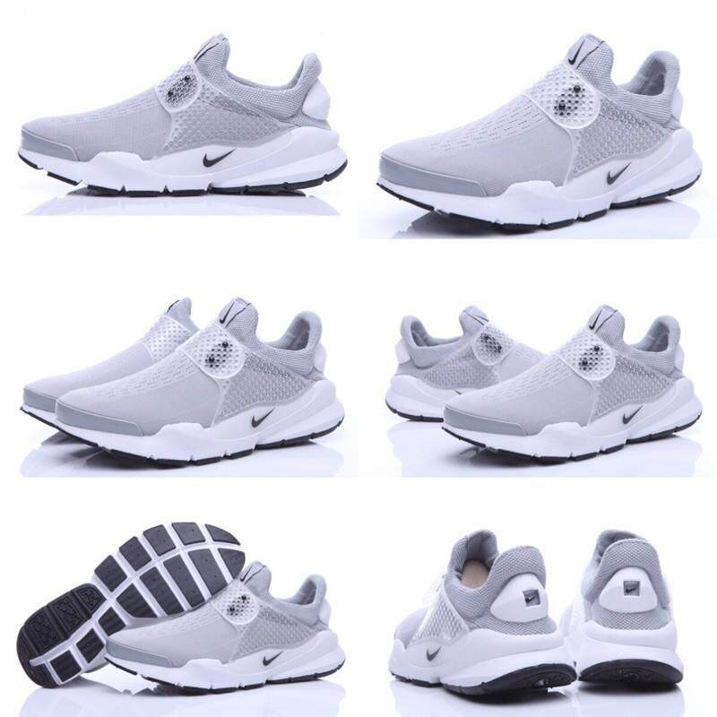 pretty nice 8b69a cd45f cod nike SOCK DART SE fragment design black and white blue and gray ink  socks sets