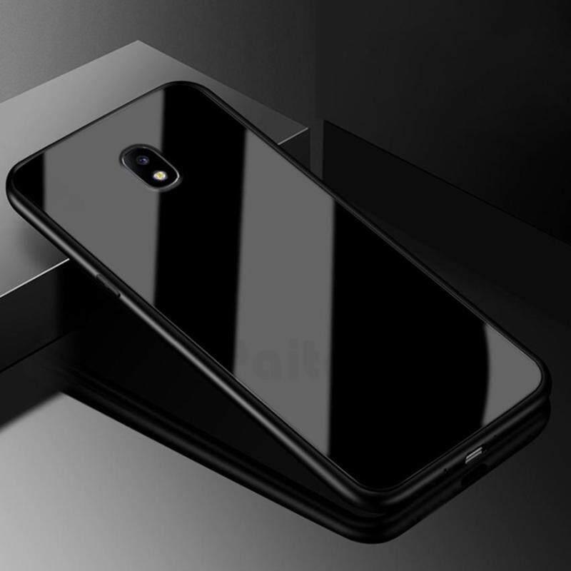 Giá UPaitou Che Phủ Toàn bộ Kính Cường Lực dành cho Samsung Galaxy J7 Pro 2017 (SM-J730) ốp lưng Ốp Lưng TPU với 9 H Lưng Kính Ốp Điện Thoại Ốp Lưng
