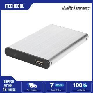 Hộp Đựng Ổ Cứng Di Động USB 2.0, Vỏ Ngoài Ổ Cứng SSD SATA 2.5 Inch 10TB thumbnail