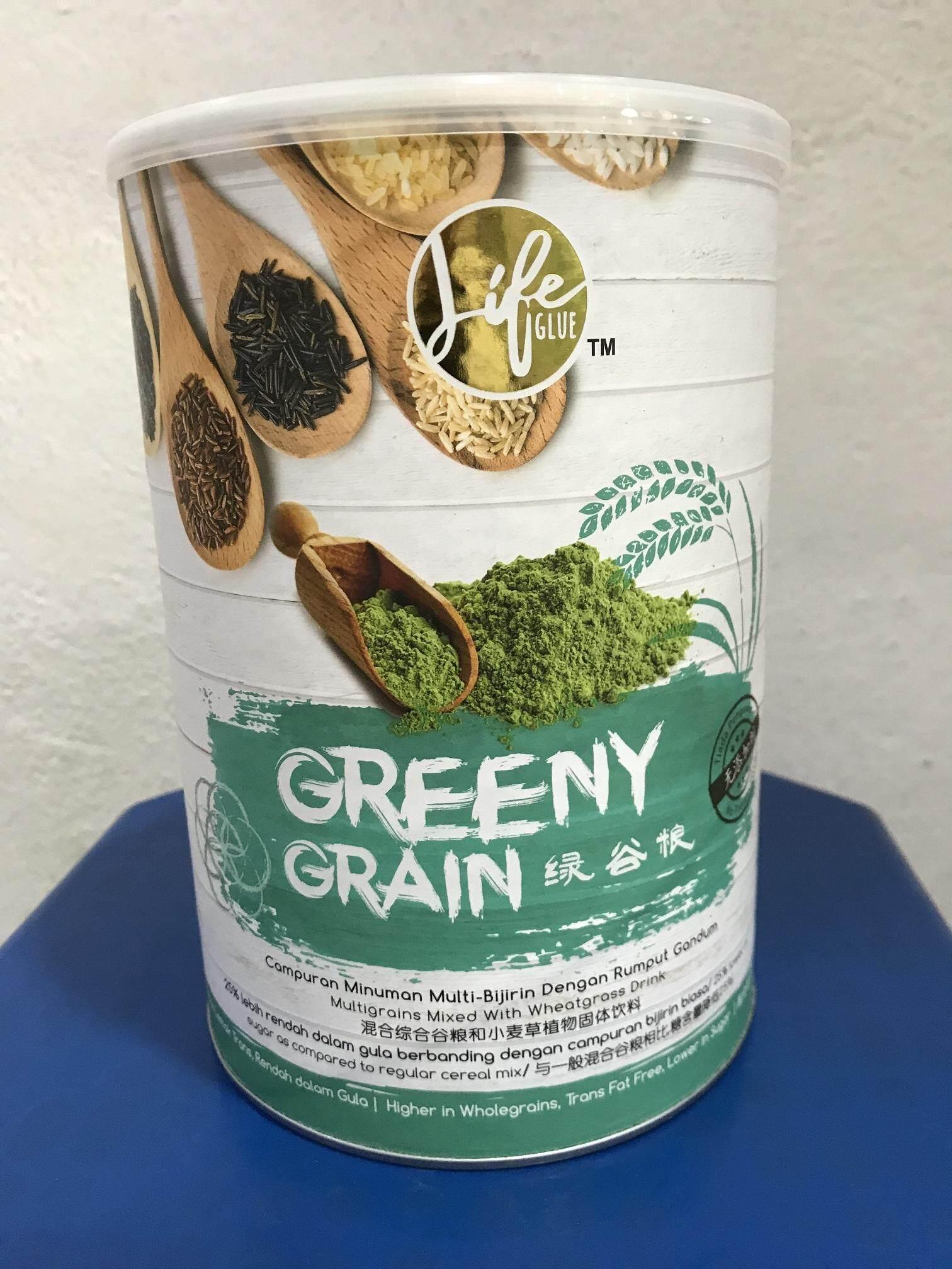 Sumaco Lifeglue Greeny Grain 1kg exp: 6/2021