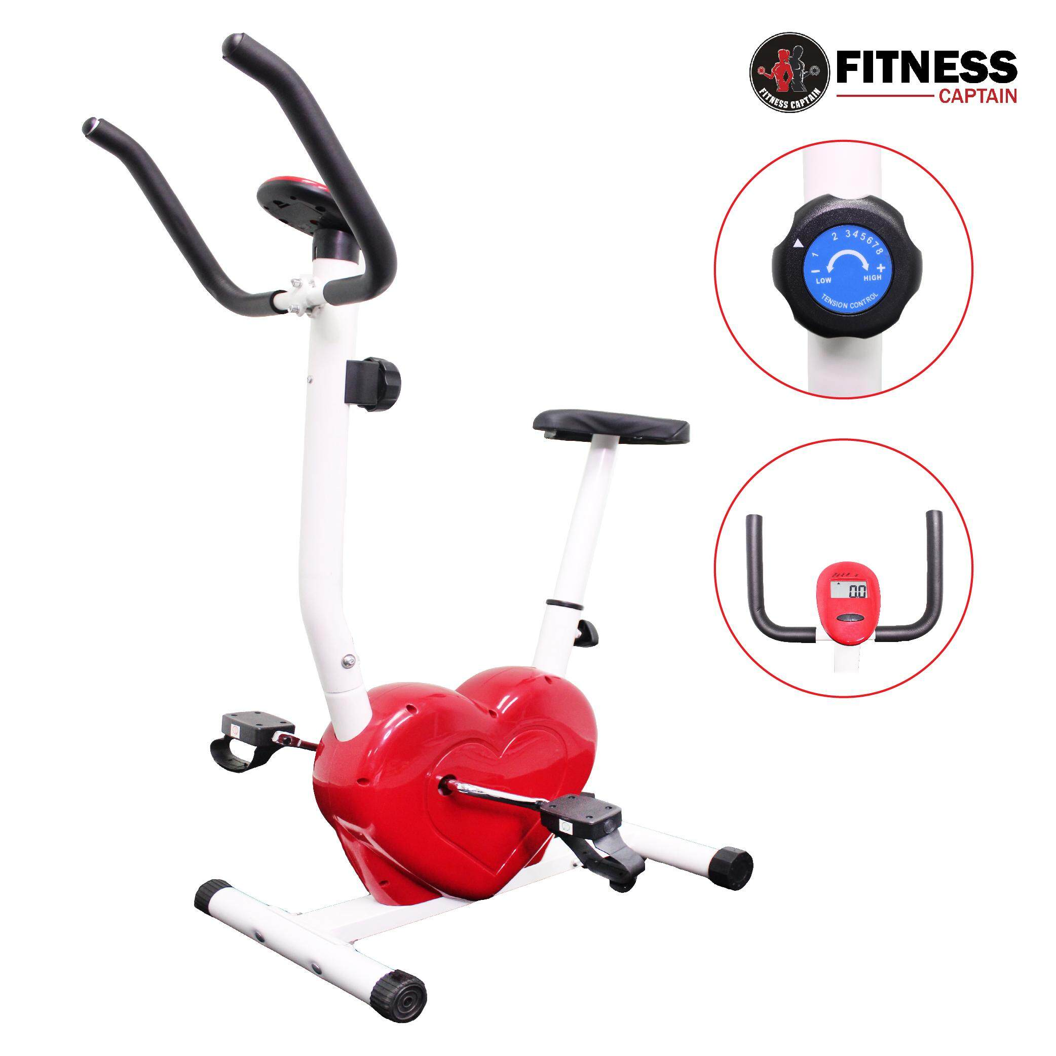 Fitness Gym Magnetic Exercise Cycling Bike Cardio Bike
