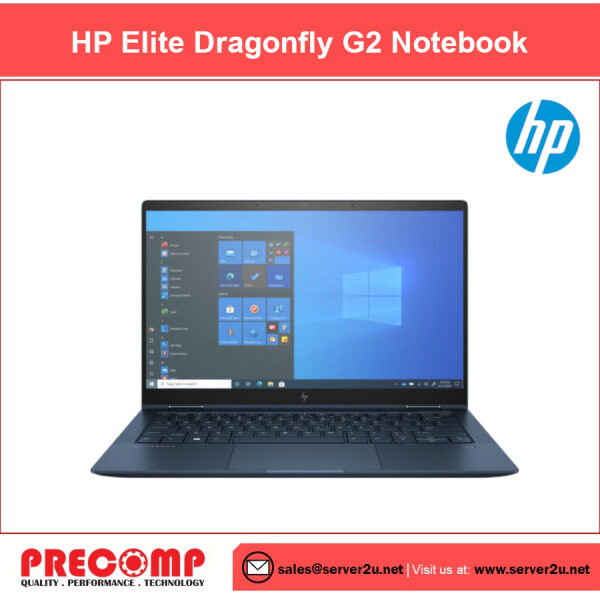 HP Elite Dragonfly G2 Notebook (i7-1165G7.16G.512GB) (3Z3U7PA) Malaysia