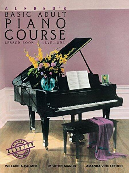 Alfreds Basic Adult Piano Course Lesson Book 1 Piano Music Book Malaysia