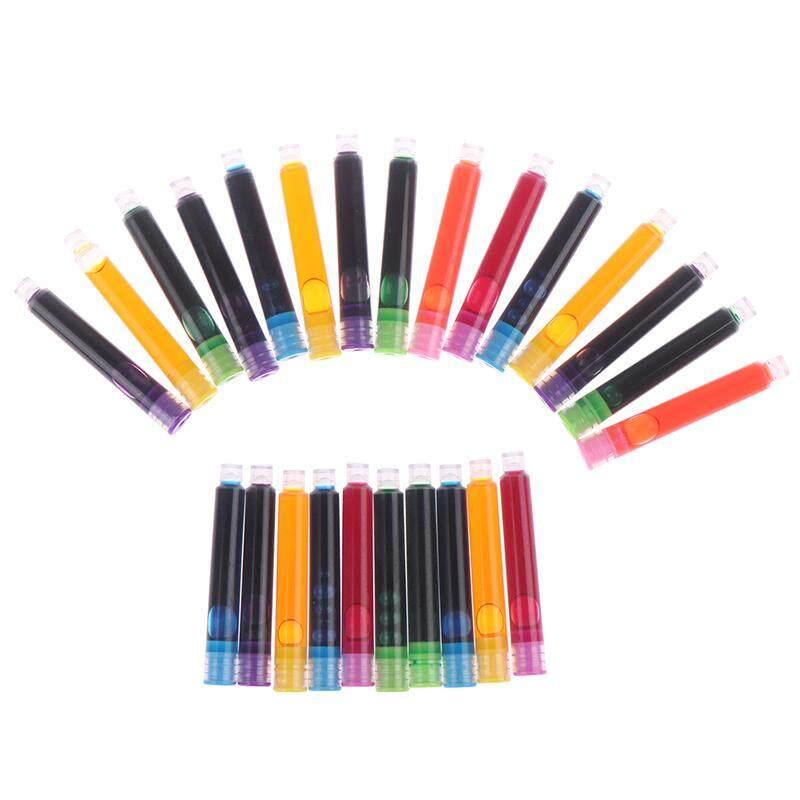 Mua Miankeji 5 cái/lốc Bút máy Hộp mực 5 màu lựa chọn không Carbon bút mực nạp lại