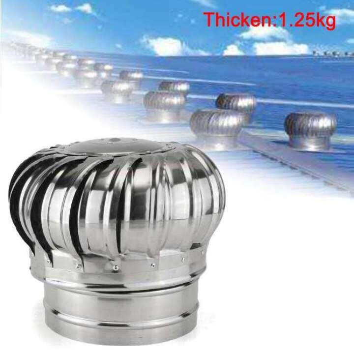 13 200mm thicken Stainless Steel Roof Ventilator Wind Turbine Air Vent Exhaust Fan Rotar DIY parts(Need to assemble yourself,buy above 2 fans free 1 rivet pliers)