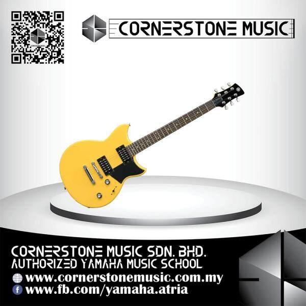 Yamaha Electric Guitar ( ElectricGuitar ) REVSTAR RS 320 ( RS-320-SYL / RS320-SYL / RX 320 SYL / RS320 / RS320SYL / RS320SYL / PROTO ) - Stock Yellow Cornerstone Music Malaysia