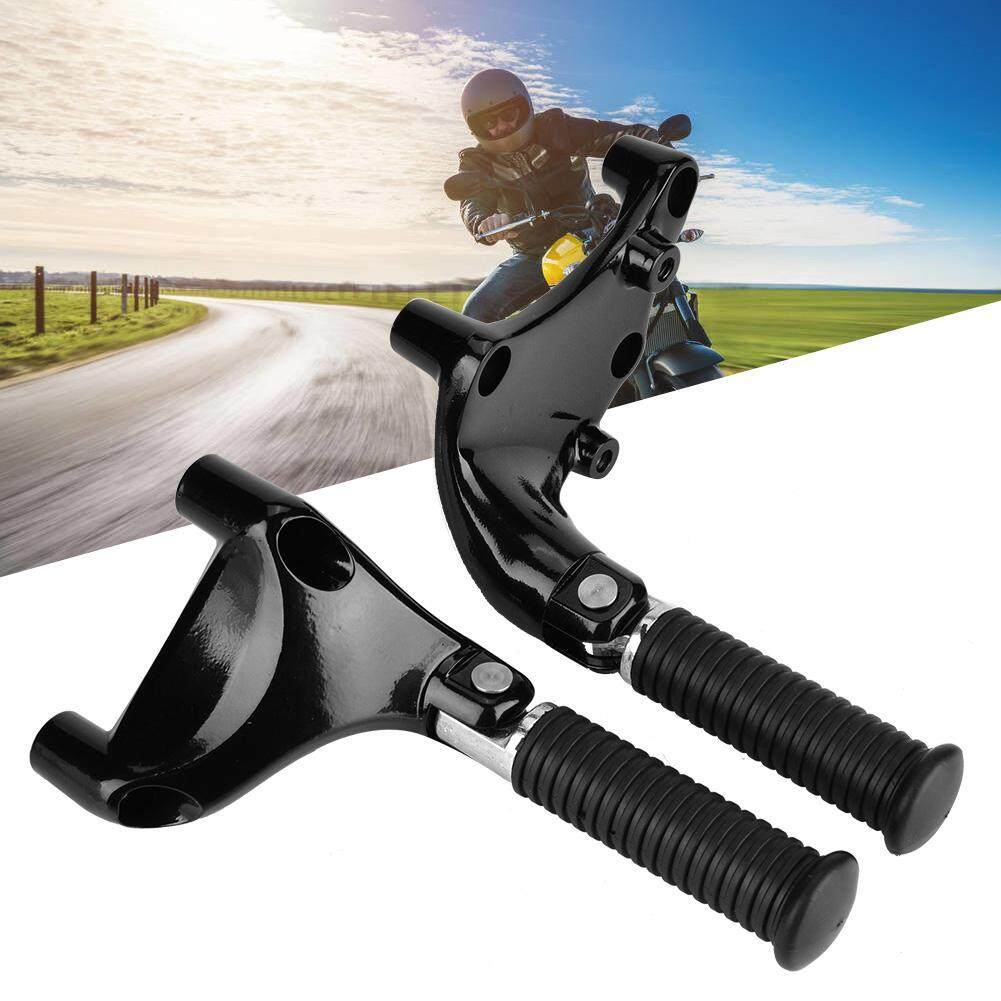 Motorcycle Foot Pedal Rear Passenger Foot Pedal Mount Bracket Foot Pegs for 883 Sportster Seventy 14-18