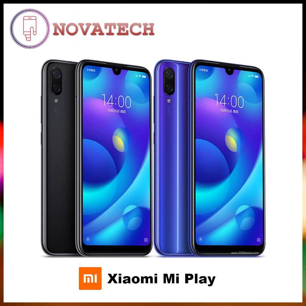 Xiaomi Mi Play [4GB RAM + 64GB ROM] International Set