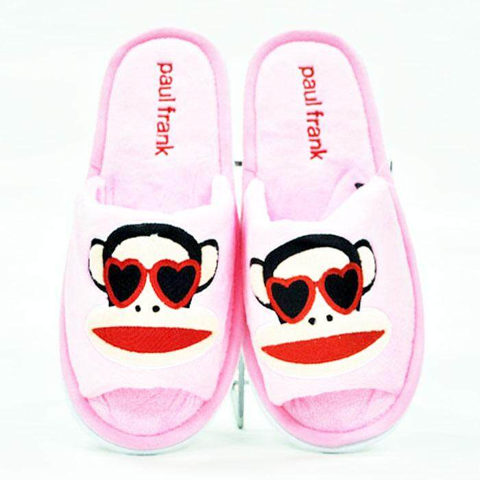 Paul Frank Pink Slippers