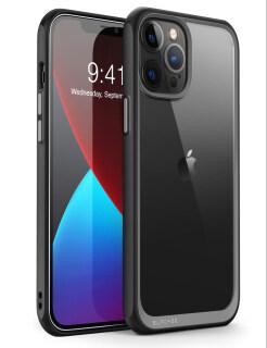 Ốp Lưng UBStyle Ốp Lưng Mỏng Bảo Vệ Trong Suốt Cho Apple iPhone 12 Pro Max 6.7 Inch 2020 Hybrid TPU + PC thumbnail
