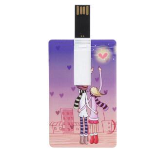 Thẻ U Ổ Đĩa Flash USB 2.0 Hoạt Hình Di Động Thẻ Nhớ Lưu Trữ Dữ Liệu Máy Tính, Quà Tặng thumbnail