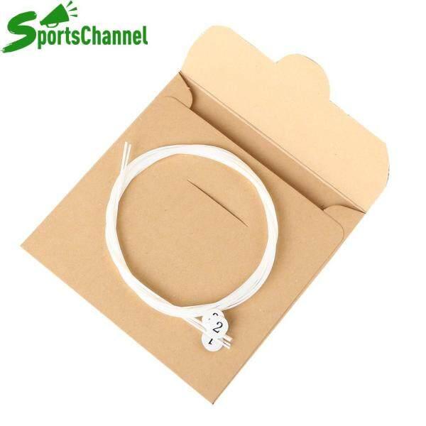 4pcs/set Ukulele Strings Replacement Part for 21 23 26 inch Ukulele White Malaysia