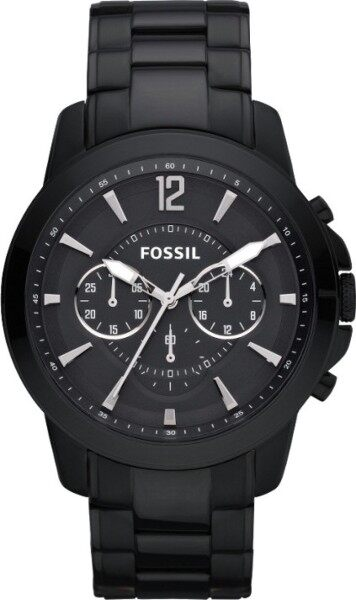 Fossil Mens Grant Chronograph Ion Pleated Watch FS4723 Malaysia