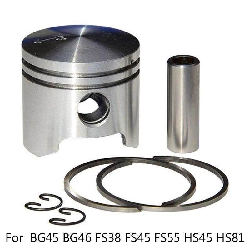 Piston Plus Vòng Circlips Cho STIHL BG45 BG46 FS38 FS45 Thay Thế 4237 030 2002