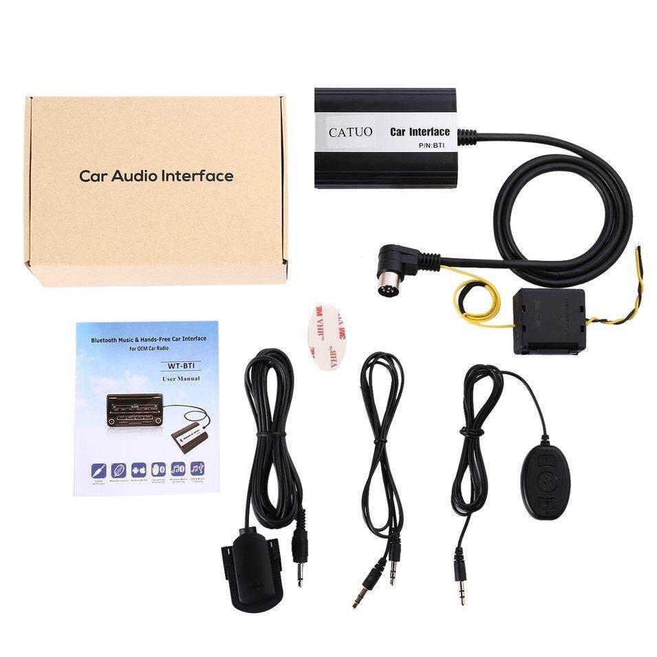 Crazy Deal Catuo AUX Input Bluetooth Musik dan Tangan-Gratis Mobil Antarmuka untuk Mobil Volvo