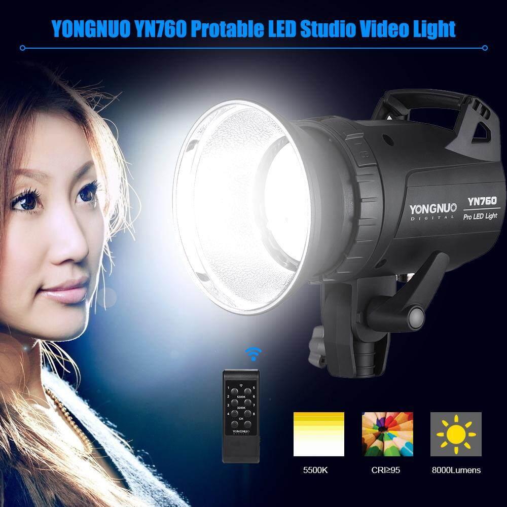FY YONGNUO YN76 Protable LED Studio Video Light 4200K Wireless Remote Controller Outdoor Photography Light Specification:4200K