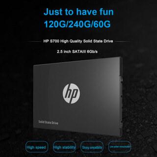 Ổ Cứng Thể Rắn SSD HP S700 2.5 240GB 120GB 60GB SATA III 3D NAND, Ổ Cứng HDD Cho Máy Tính Xách Tay Ssd Mini Sata3 240Gb thumbnail