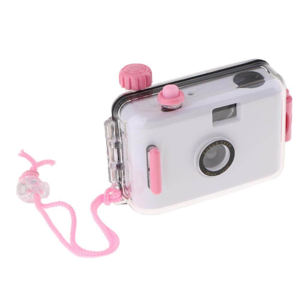 Giá Hilabee Dưới Nước Waterproof Lomo Camera Mini Dễ Thương Phim 35 Mm W/Nhà Ở Lưng Trắng