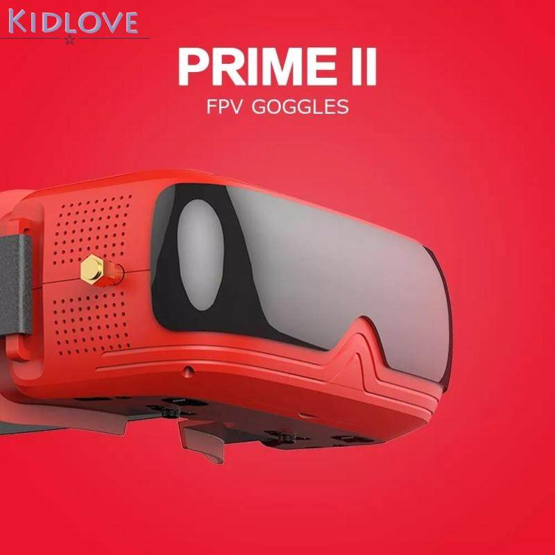Kidlove PRIME II 2 FPV Goggles 480*320 Display 58-72mm IPD DVR Built-in Replaceable For Emax TinyhawkS Mini FPV Racing Quad