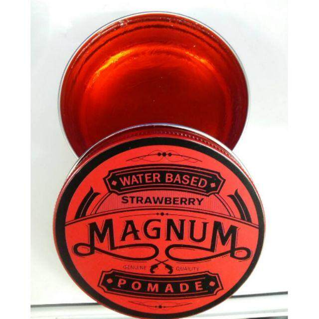 POMADE MAGNUM HOT HAIR WAX NEW STOCK AVAILABLE STRAWBERRY Malaysia