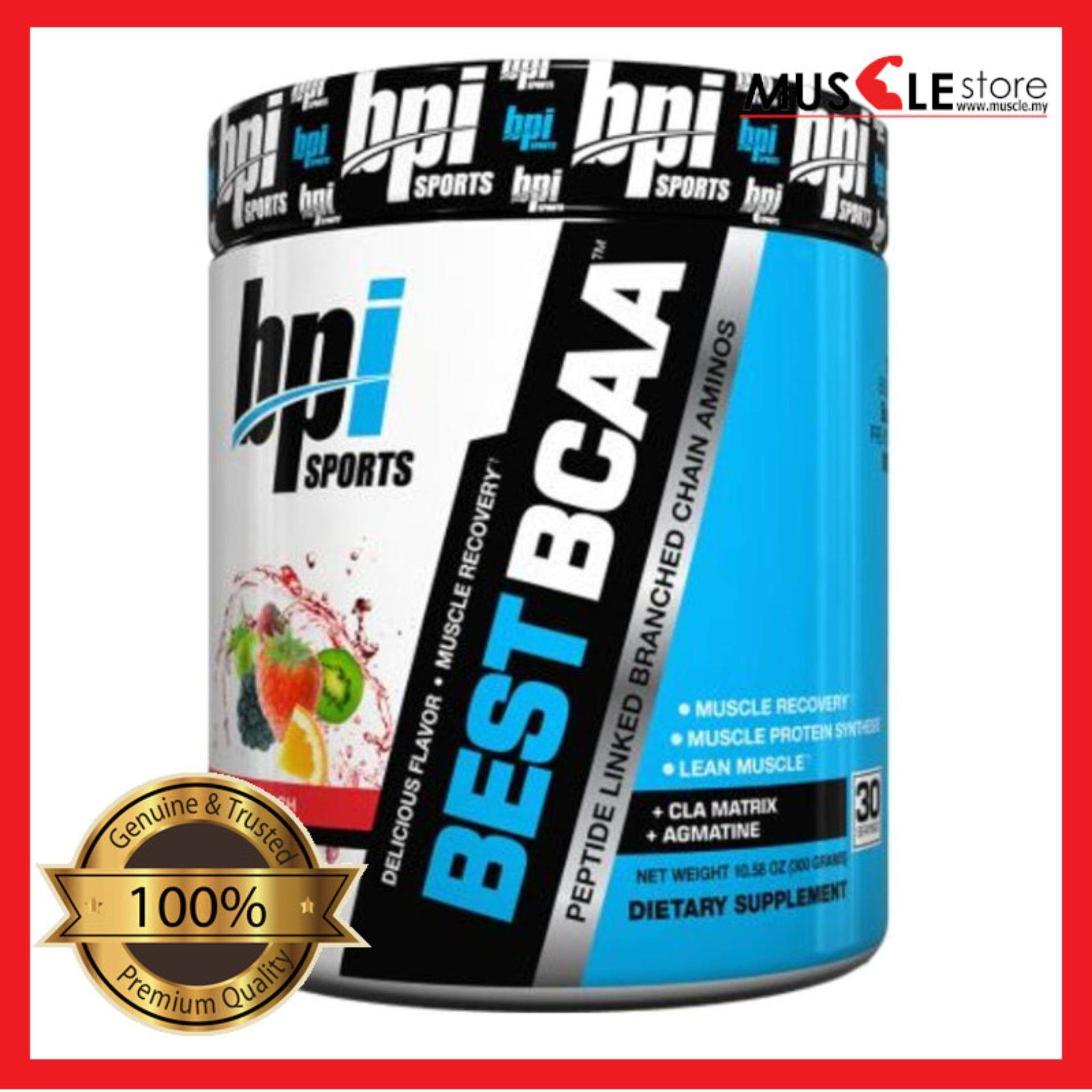 Bpi Sports Best Bcaa 30sv Fruit Punch By Centuryfitness.