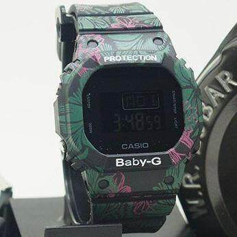SPECIAL PROMOTION CASI0 BABY G_ULTRA FLORA DIGITAL WATCH FOR WOMENS Malaysia