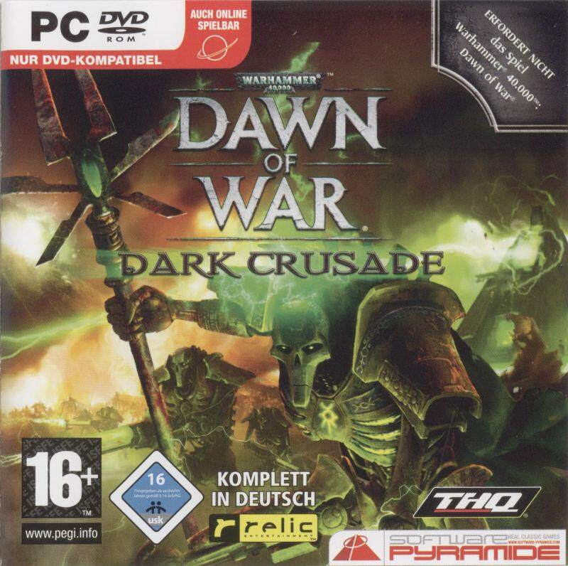 Warhammer 40000 Dawn Of War Dark Crusade - Offline Pc Game With Dvd By Nadhi Imani Enterprise.