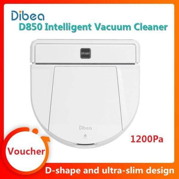 100% Original Dibea D850 Intelligent Vacuum Cleaner with 1200Pa suction Singapore