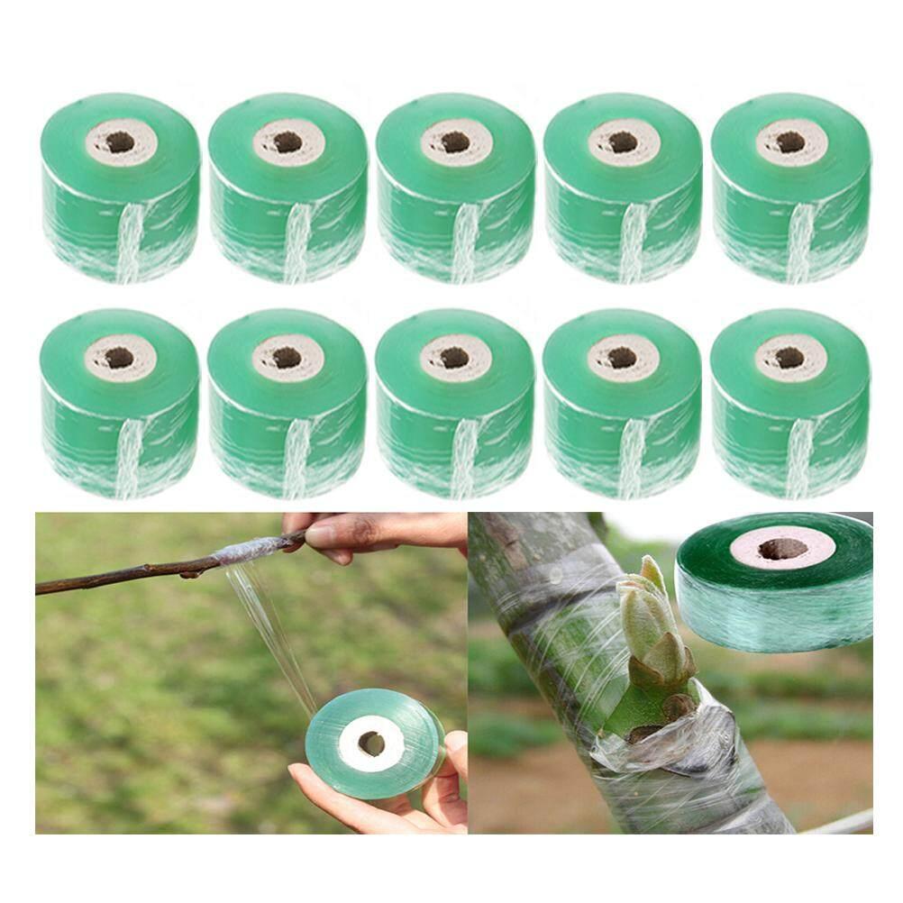 10Pcs Roll tape graft budding Parafilm Pruning Pruner Plant fruit tree Nursery moisture barrier floristry Seedle Garden repair Strecth