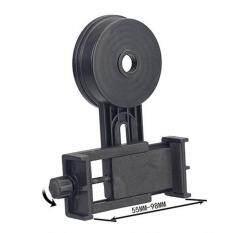 Valueshopping-Mal Đa Năng Thông Minh Điện Thoại Mount Adapter cho Ống Nhòm 2 Mắt Kính Thiên Văn Một Mắt Giá Đỡ