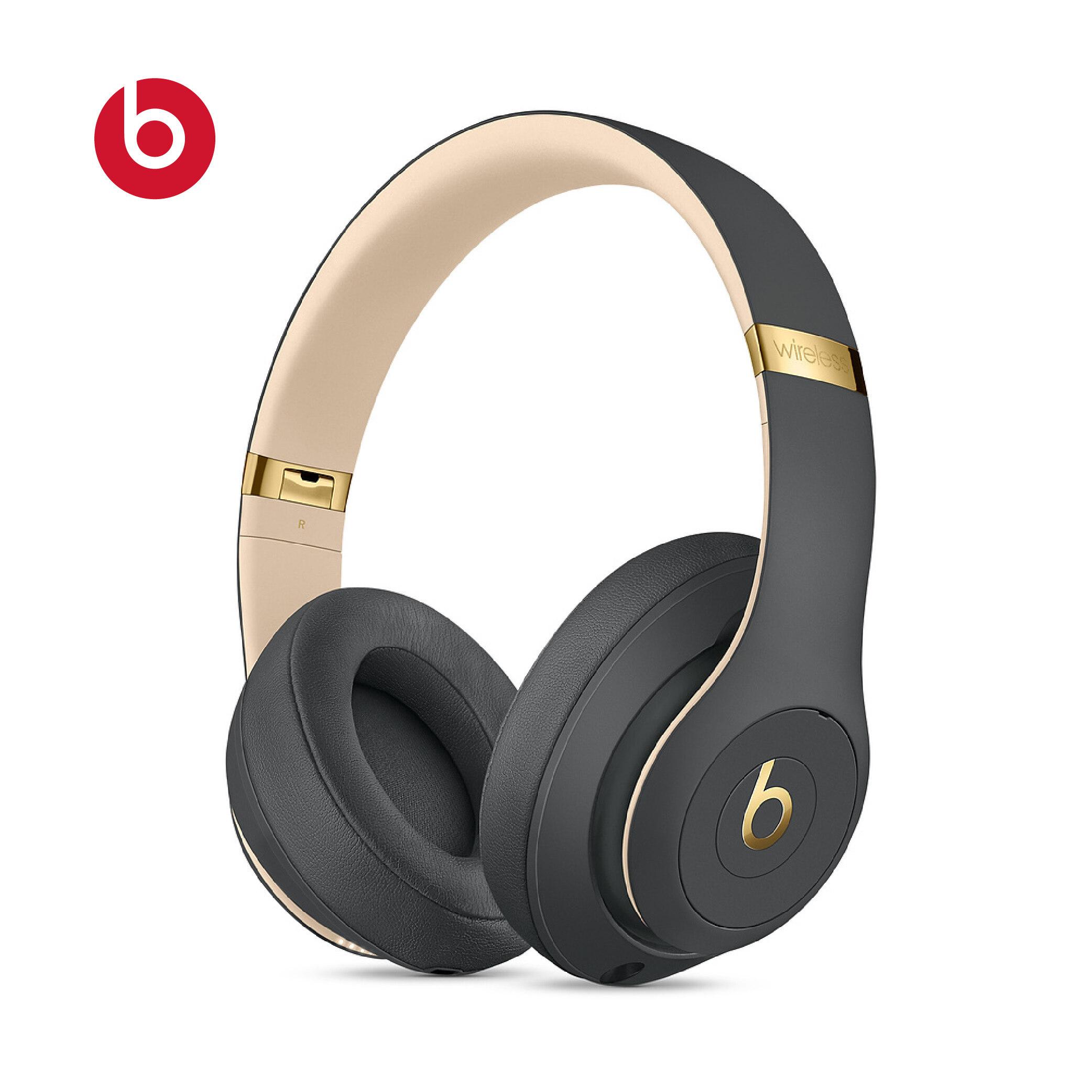 2021 ของ�ท้ดั้งเดิมBeats Studio3 ∮ หูฟังไร้สายOver-Ear BeatsโดยDr. Dre∮ Studio3 ∮ หูฟังเพลง�ีฬาไร้สายBeats Studio3