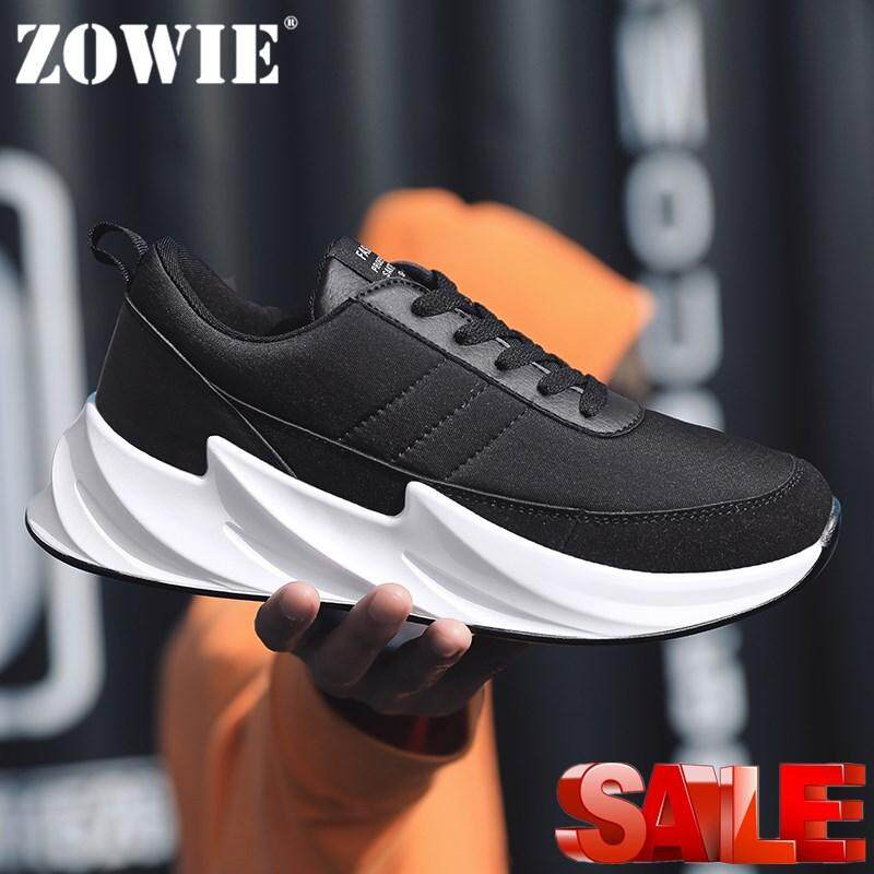 4b395908d ZOWIE Men's Sneakers Outdoor Sports Shoes Fashion Boutique Thick-Soled  Cushioning Breathable 2019 New Products