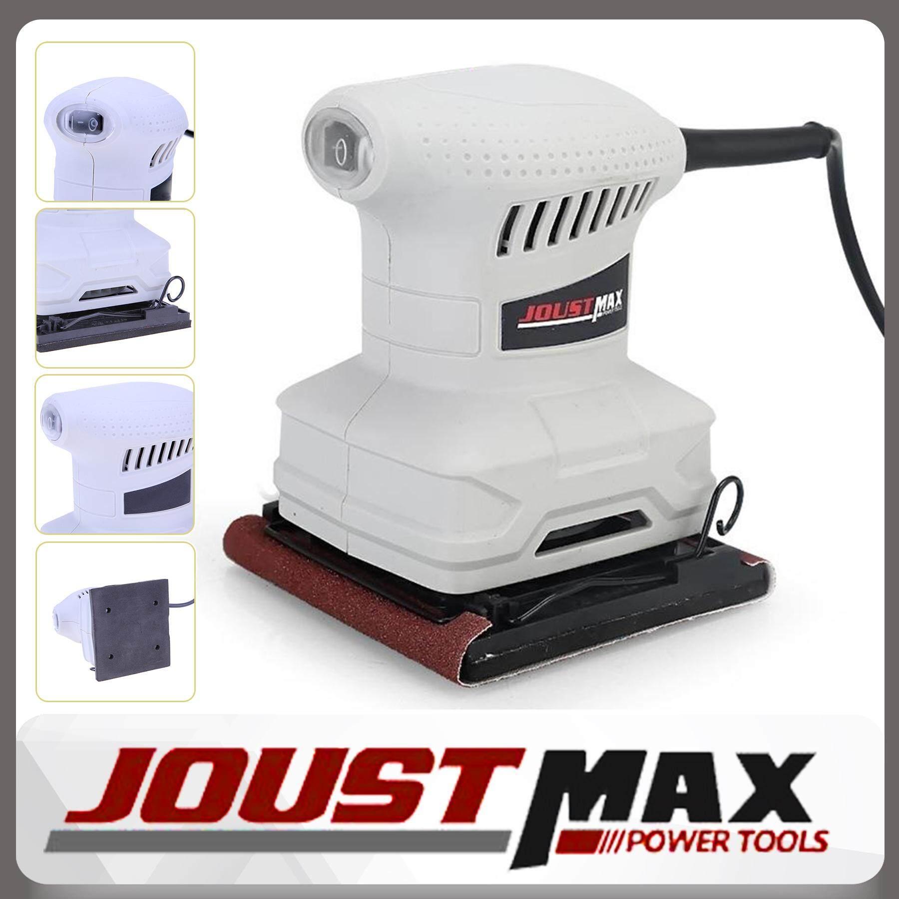 JoustMax JST61101 200W Finishing Sander Woodworking Tool