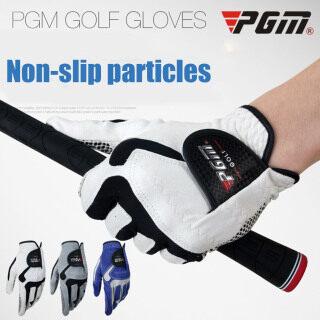 1 Cái Găng Tay Golf Nam Găng Tay Micro Fiber Mềm Tay Trái Phải Chống Trượt Hạt Thoáng Khí Găng Tay Golf thumbnail