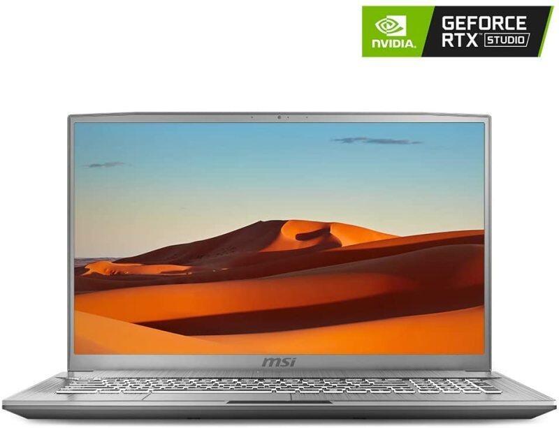 MSI Creator 17M 17.3 120Hz FHD Creator Laptop Intel Core i7-9750H GTX1660Ti 16GB 512GB NVMe SSD Win10 Malaysia