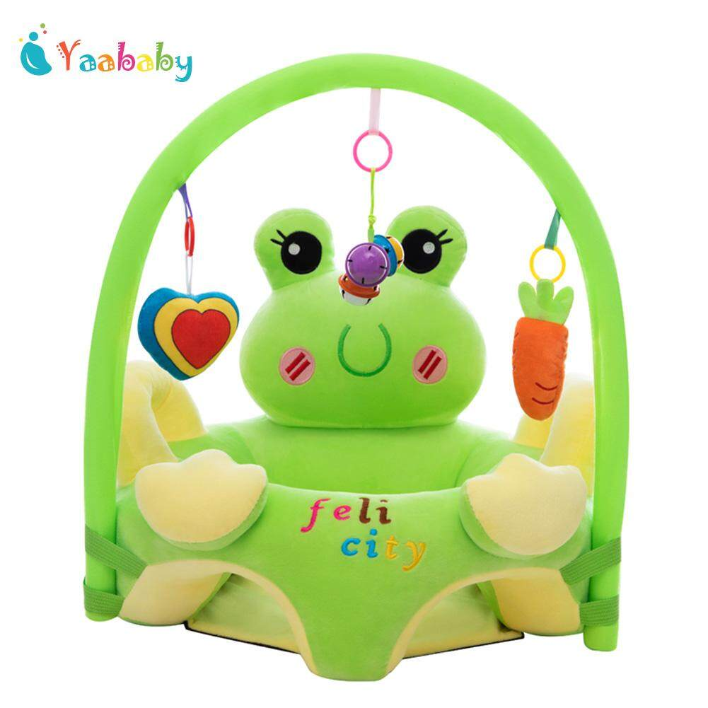 Duck, Without Toys Vakind Baby Sofa Baby Chairs Sitting Learning Infant Seat Cartoon Cute Toddlers Sofa Covers Anti-Fall Chair Baby Early Education Gift