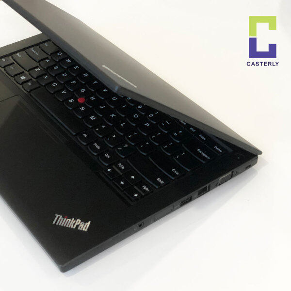 [Refurbished] Lenovo Thinkpad T440S 14inch / i5-4th Gen / 1.9GHZ / 8GB / 240SSD / Webcam / External battery only / Win10 / One Month Warranty Malaysia