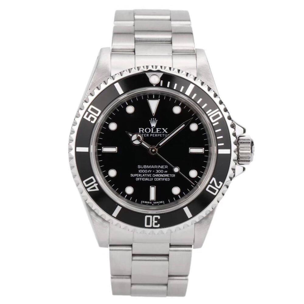Rolexss Mens Formal Quartz Watch Men And Women Waterproof Wild Watch Couple Watch 2021 New Malaysia