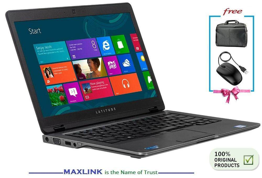Ultra Book with Back-lit Keyboard Laptop Dell Latitude 6430u - 14 Intel Core i7 2.10GHZ  8GB RAM - 128 GB SSD [REFUB] Malaysia