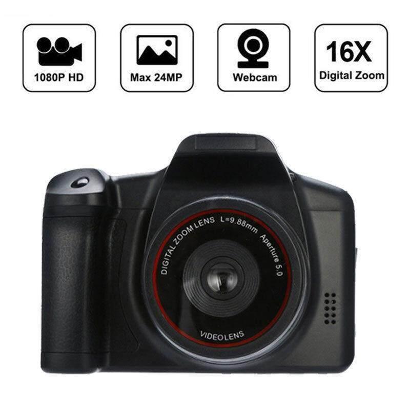 Lagobuy Original HD 1080P Handheld Digital Camera 16X Video Camcorder