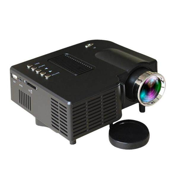 LEDMOMO Digital 1080P HD Projector Mini Portable LED Home Theater Cinema Game Projector with AU Plug