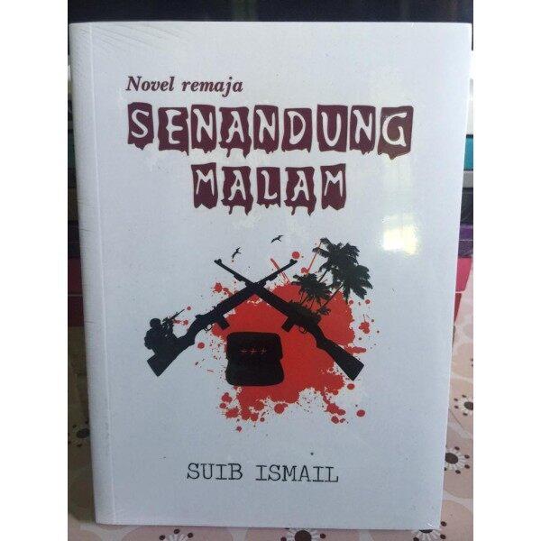 Novel Remaja (NEW): Senandung Malam by Suib Ismail ***ITBM*** Malaysia