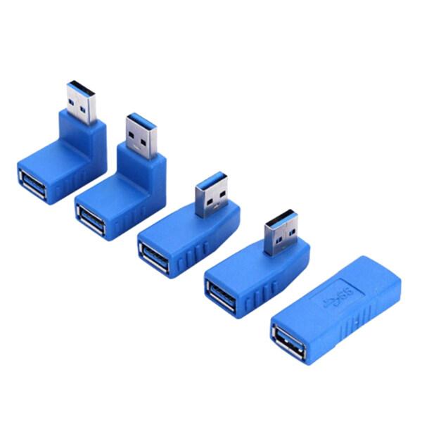 Bảng giá Baoblaze USB 3.0 Cáp Nối Dài Từ Nam Sang Nữ 90 Độ Bộ Chuyển Đổi Góc Phải Phong Vũ