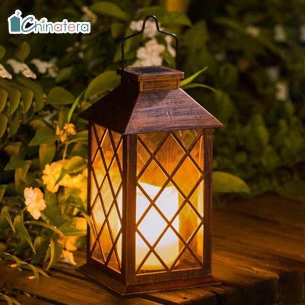 Đèn LED điện tử chinatera, trang trí ngoài trời, đèn lồng đèn đường phố, Đèn chống thấm nước, chạy bằng năng lượng mặt trời, dùng để trang trí sân vườn