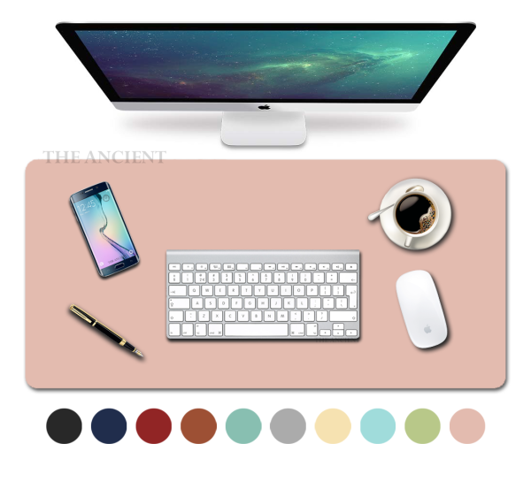 Large Size Mouse Pad, Pads Tetikus Besar: Office Home Laptop Desk Table Meja Writing Mat, Mousepad best for Work Gaming Malaysia