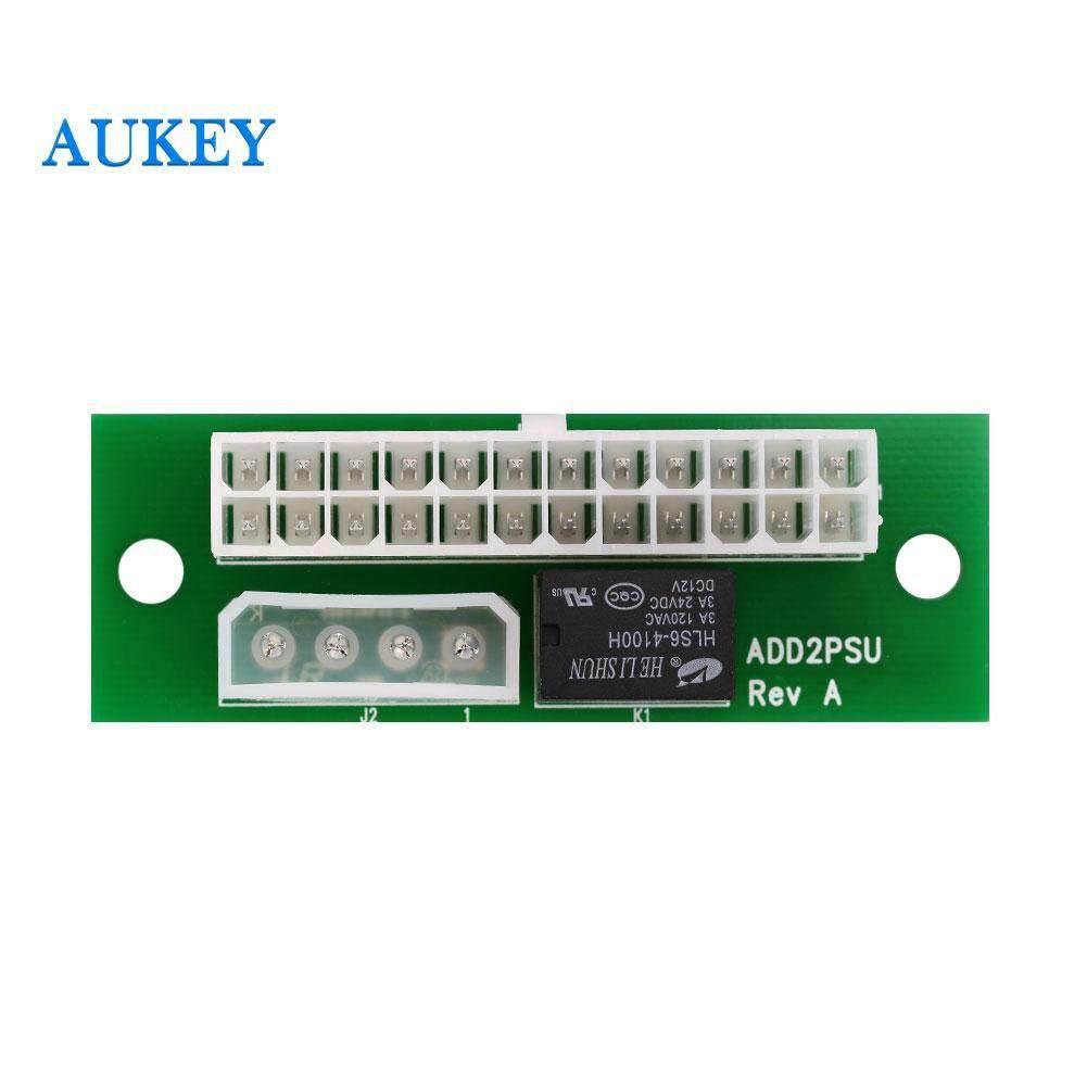 Nhiều Add2psu Adapter Cấp Nguồn Kết Nối Adapter Chạy MÁy TÍnh Máy Tính Psu By Aukey Store.