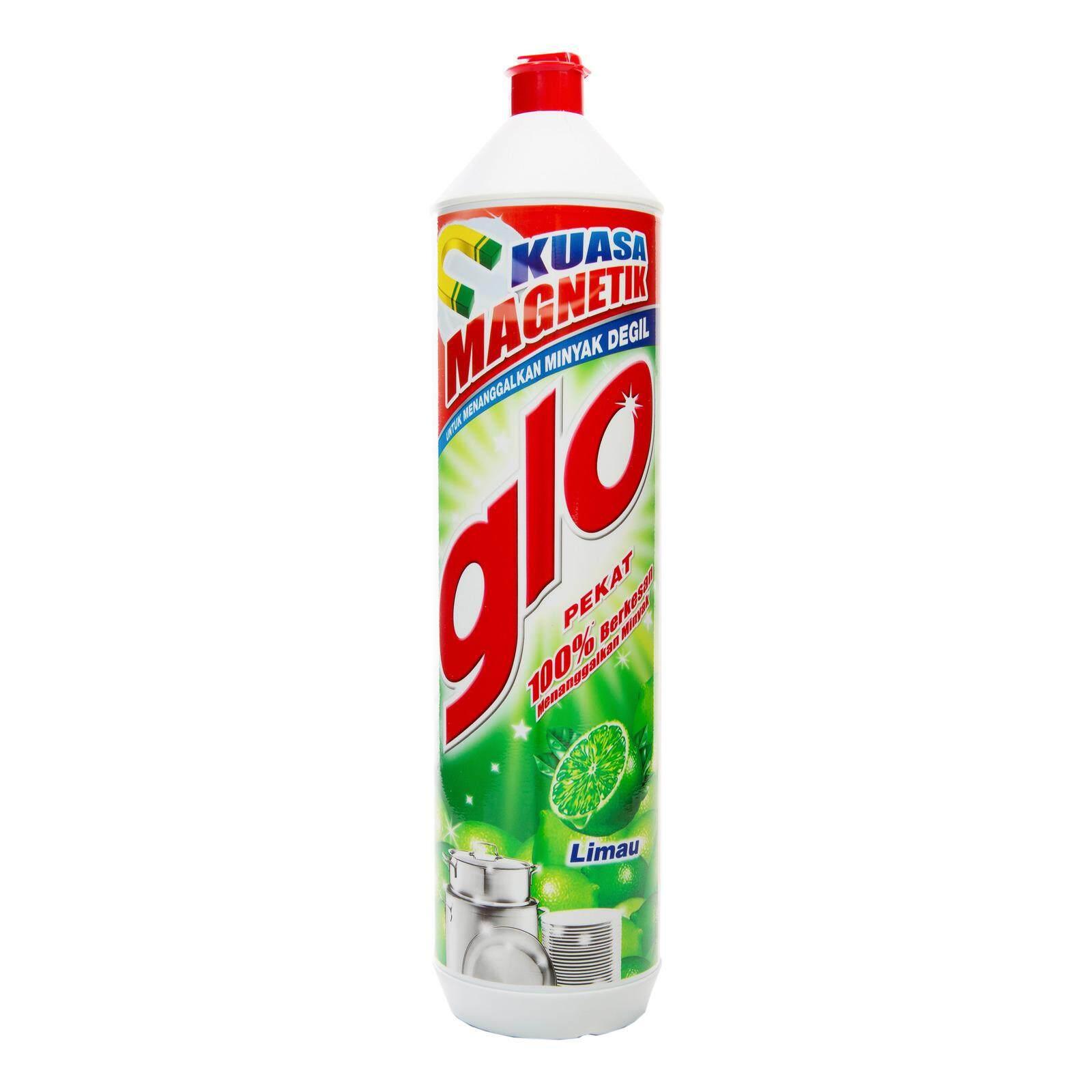 Glo Dishwashing Liquid 900ml(Apple)