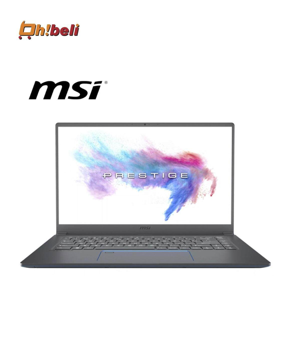MSI Modern PS63 8RD-267 15.6 FHD IPS Laptop (I7-8565U/8GB/512GB/GTX1050Ti 4GB Max-Q/W10) (ohbeli) Malaysia